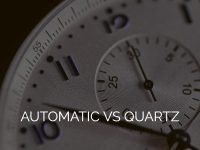 Automatic vs Quartz: Why All the Cool Kids Own an Automatic Watch